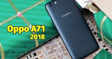 điện thoại Oppo A71 giá bao nhiêu