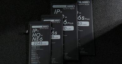 dung lượng pin iPhone