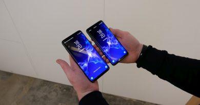 so sánh Galaxy S10 và S9