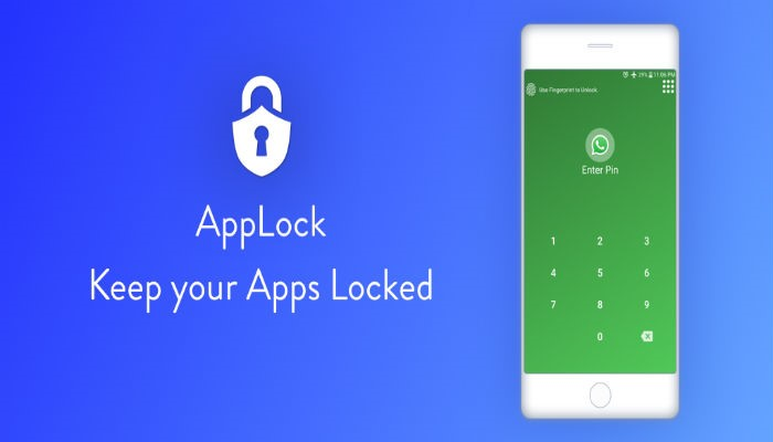 Keepsafe App Lock