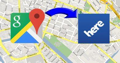 Ứng dụng bản đồ chỉ đường bằng giọng nói