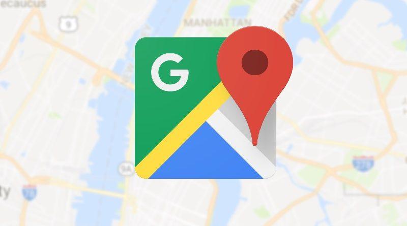 Ứng dụng tìm địa điểm Google Maps