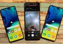 Galaxy A80 sở hữu cấu hình mạnh mẽ