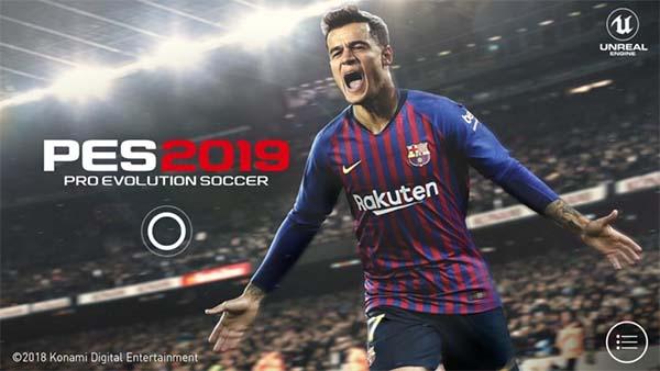 Game PES 2019