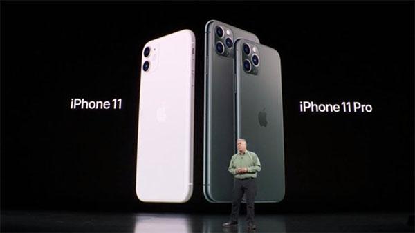 iPhone 11 và iPhone 11 Pro cùng phiên bản 64GB chênh nhau tới 300 USD