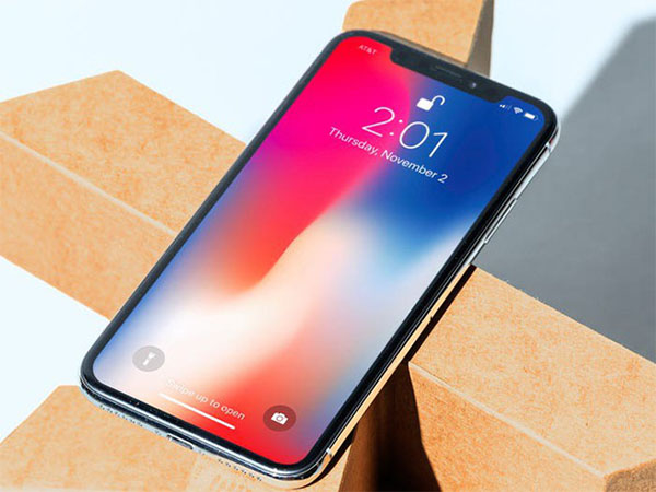 Thiết kế iPhone X