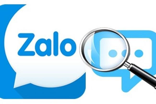 Hướng dẫn nhận biết bạn có bị Zalo không