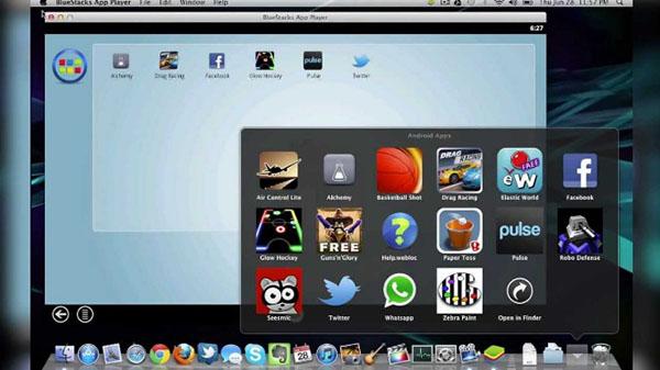 Giả lập Bluestacks miễn phí cho phép chạy các ứng dụng và trò chơi Android