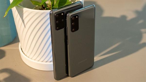 Galaxy S20 Plus sẽ có thêm cảm biến camera ToF là điểm khác biệt so với S20