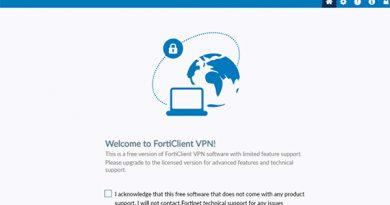 Trình diệt virus FortiClient có khả năng lọc trình duyệt web
