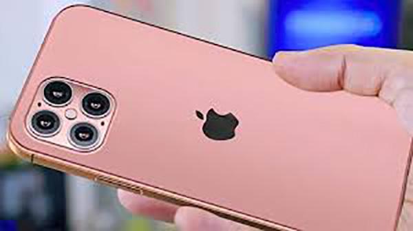 iPhone 12 Pro Max có màu hồng không?