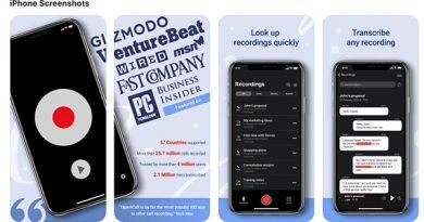 Ghi âm cuộc gọi trên iPhone bằng phần mềm TapeACall Pro (1)