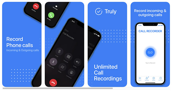 Ứng dụng Call Recorder ◎ GETCALL