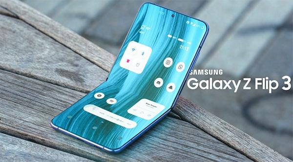 Z Flip3 được trang bị con chip Snapdragon 888 như Galaxy Z Fold3 5G