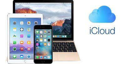 iCloud là dịch vụ lưu trữ trực tuyến của Apple