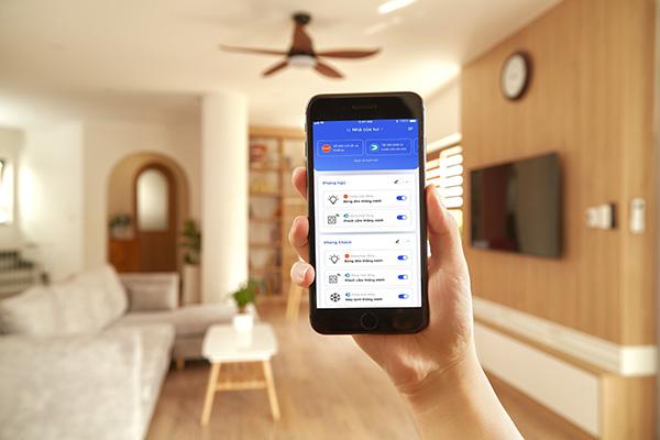 loa OLLI Maika hỗ trợ điều khiển nhà thông minh ( smarthome)